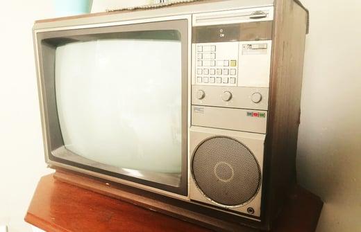 Philips 1970s TV
